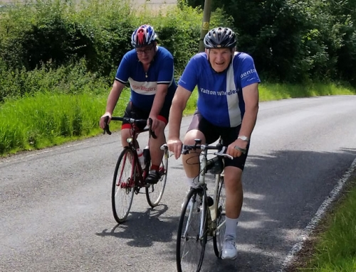 ANNUAL RIDE TO CAMBRIDGE – SUNDAY 2ND AUGUST 2015