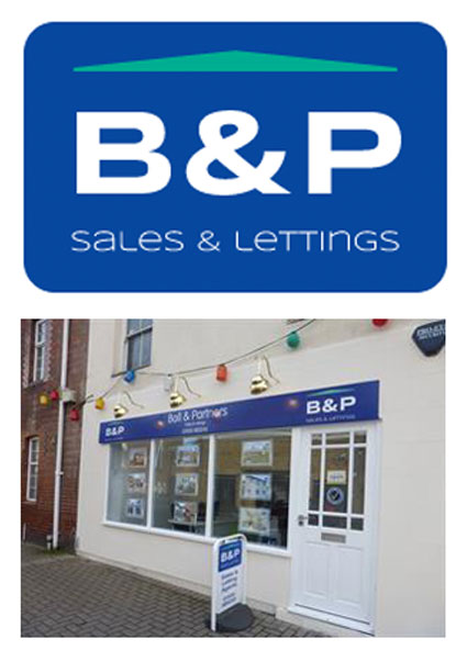 Watton Wheelers Sponsor B&P sales & lettings