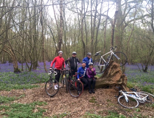 SUNDAY 24th APRIL – CHILLY SUNDAY RIDE