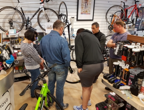 THURSDAY 14th APRIL – MAINTENANCE TALK AT SENOVA CYCLES
